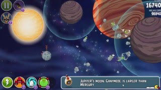 getlinkyoutube.com-Angry Birds Space Solar System 10-1 To 10-10 Walkthrough 3 Star! iOS/Android