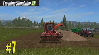 getlinkyoutube.com-Farming Simulator 17 / Carrière suivie / Épisode 7 / Les Bettetraves