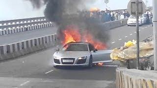 getlinkyoutube.com-IDIOT AUDI DRIVERS AND EPIC AUDI DRIVING FAILS