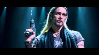 The Incredible Burt Wonderstone Jim Carrey Drilling A Hole In His Head (HD)