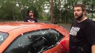 getlinkyoutube.com-NEIGHBOR RAGES while Grim cleans VANDALIZED CAR