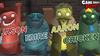 Gang Beasts - Return of Chaos Chicken - Game Society