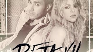 DEJA VU - PRINCE ROYCE FT SHAKIRA karaoke version ( no vocal ) lyric instrumental