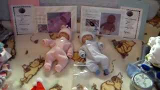 Mini Silicone Baby Shower