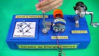 getlinkyoutube.com-GERADOR ELÉTRICO COM MOLINETE E ALTERNADOR DE BICICLETA