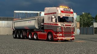 getlinkyoutube.com-[ETS2 v1.22] Scania R560 GRONBECK + Cabin Accessories DLC
