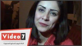 "getlinkyoutube.com-بالفيديو.. الفنانة نيفين محمد: «رامز جلال لو استضافنى هطب ساكتة"""