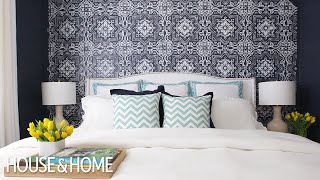 getlinkyoutube.com-Before & After: Bedroom On A Budget