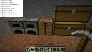 getlinkyoutube.com-【Choco Mana-納吉】Minecraft-地底生存!!-HIm的傳說