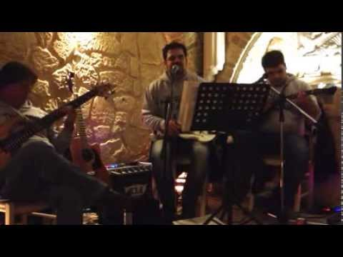 Νησιώτικα thiraioi band live sto Tabasco!