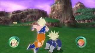 getlinkyoutube.com-لعبة من اطلق العاب الانمي دراغون بول dragon ball raging blast part 2