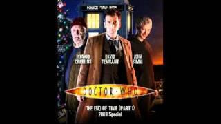 getlinkyoutube.com-Doctor Who End Of Time Regeneration Theme