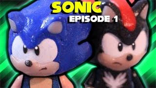Lego Sonic Adventure 2 Episode 1: Shadow of the Egg