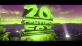 getlinkyoutube.com-Light Up 20th Century Fox Home Entertainment Logo