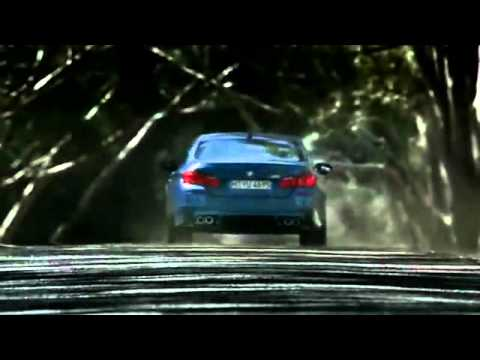 2012 BMW M5 Commercial (July) Official