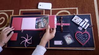 getlinkyoutube.com-Birthday scrapbook ideas