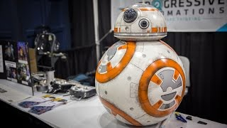getlinkyoutube.com-Making a Working BB-8 Droid Replica!