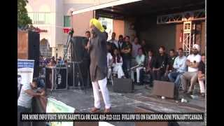 getlinkyoutube.com-Bhagwant Mann's new speech at Toronto, Canada part-2