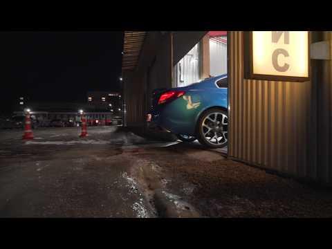 Opel Insignia OPC - Диагностика ходовой и замена масла в ДВС!