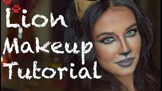 getlinkyoutube.com-Lion Makeup Tutorial