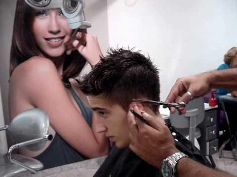 corte de cabelos masculino estilo militar