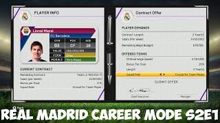 getlinkyoutube.com-FIFA 15 Real Madrid Career Mode - A Very Messi Pre-Season - S2E1