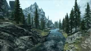 getlinkyoutube.com-Jeremy Soule - Skyrim Atmosphere