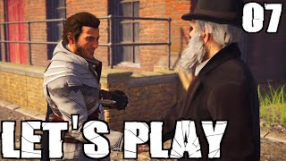 Assassin's Creed Syndicate #07 | Let's Play | Gameplay PS4