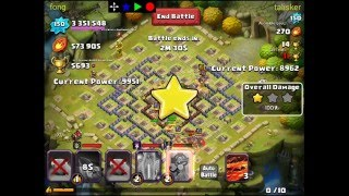 getlinkyoutube.com-Clash of Lords 2 - Lord League Fight with Talisker
