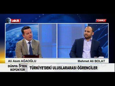 9. UÖB ve Türkiye'deki Uluslararası Öğrenciler│Akit TV