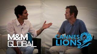 Cannes Lions 2015: Tim Westergren, Pandora