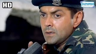 getlinkyoutube.com-Tango Charlie - Drama - Action Scene - Bobby Deol - Tango Charlie Shows His Humane Side