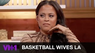 getlinkyoutube.com-Shaunie Doesn't Think Duffey Brought Anything to the Table 'Sneak Peek' | Basketball Wives LA
