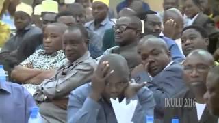 Rais Magufuli  Atema Cheche Kuhusu Mafisadi Wanaolalamika Kutumbuliwa Hadharani
