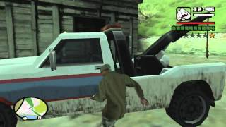 "getlinkyoutube.com-GTA San Andreas ""Dam and Blast"" get a Towtruck"