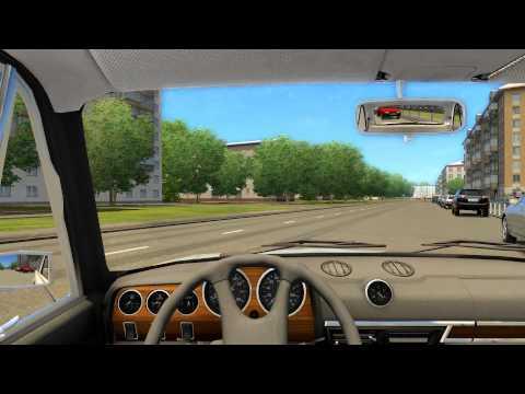 Параллельная парковка (3D Инструктор)/Parallel parking (car sim)