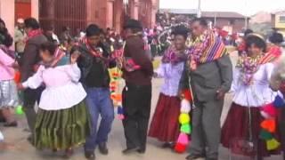 getlinkyoutube.com-14 de setiembre de Moho - Base Arequipa - 16 - pinkillos en carnavales