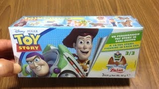 getlinkyoutube.com-チョコエッグ トイストーリー 開封! chocolate egg TOY STORY COLLECTION