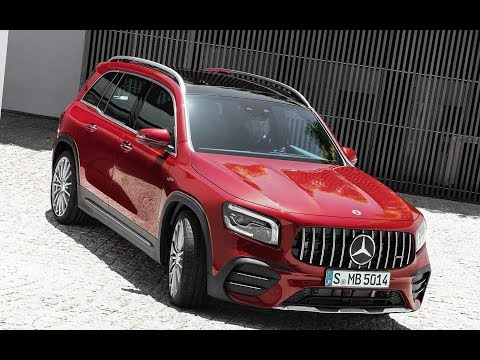 2020 Mercedes-AMG GLB 35 - Compact SUV with Aggressive Styling!