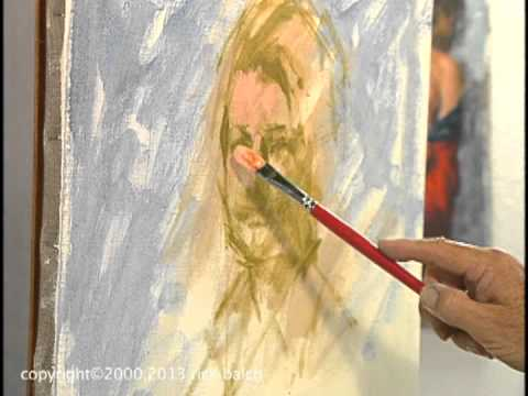The Artists Workshop Series  Oil with Leslie B DeMille