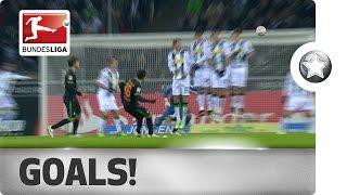 Кой е най-добрият гол в Бундеслигата за декември?