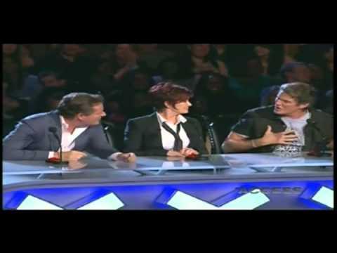 kevin skinner auditie la americanii au talent(castigatorul americanii au talent 2009)