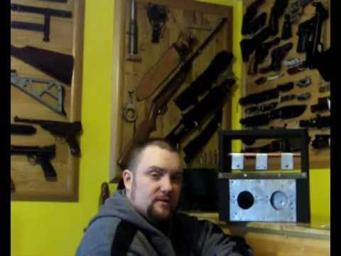 Homemade Air Rifle / Pistol Reseting Target