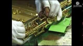 getlinkyoutube.com-Wie wird ein Saxophon hergestellt?