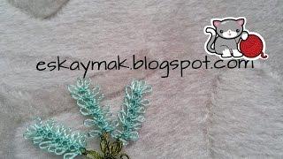 getlinkyoutube.com-[Eskaymak] İğne Oyası #10 (Aşk Merdiveni)