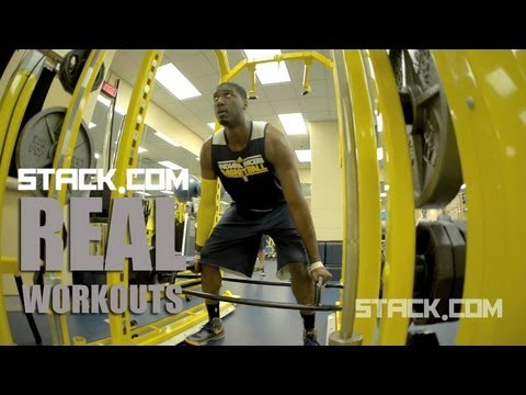 Real Workouts: Roy Hibbert