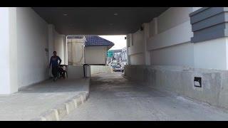 getlinkyoutube.com-Salah Desain, Bus Besar Tidak Bisa Masuk Terminal Rawamangun, Jaktim - BIS 01/06