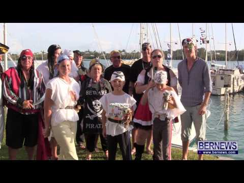 Arc Europe & Atlantic Cup Yachts Visit Bermuda, May 11 2013
