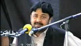 getlinkyoutube.com-Majlis in Reply of Deo Bandi Molvis Speaches (Shaan e Sahaba RA)  By Shaheed Fazil Alvi  4/8