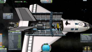 getlinkyoutube.com-Kerbal Space Program - Kerbal Realism - Ep 10 - Shuttle Launch